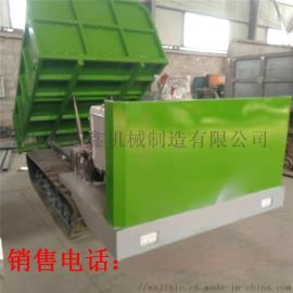 多功能工程履带运输车 雨雪地面运输履带运输车