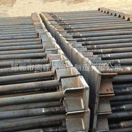 建筑专用M30*1200镀锌地脚螺栓7字 碳钢材质现货直销 国标