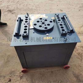 现货直销钢筋弯曲机调直机 液压钢筋弯箍机