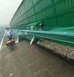 玻璃钢高架桥梁百叶孔声屏障 凤山玻璃钢高架桥梁百叶孔声屏障价位