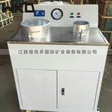 廠家生產實驗盤式真空過濾機 雙盤過濾機 固液分離
