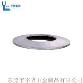 不锈  面垫圈可定制凹凸锥形不锈  面垫圈