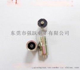DC母座,5521*8.0全铜镀镍插头,DC5521端子