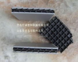 pp、pe方形中空塑料建筑模板生产线
