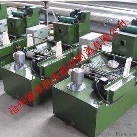 厂家直营 冷却液纸带过滤机 可现场测量 设计 修改