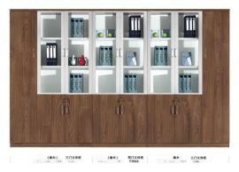 厂家直销 办公家具文件柜/档案柜/资料柜/玻璃开门书柜/木质板式屏风可定制