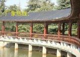重庆泉森古廊修建厂家|重庆古建长廊施工|仿古长廊制作施工