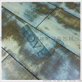 木纹复合地板 做旧个性油漆复合地板 酒吧连锁店专用