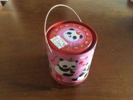马口铁手提罐,铁桶铁罐包装,精致礼品铁罐