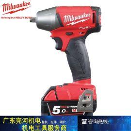 Milwaukee米沃奇 18伏 M18 FIW38-502X 无刷充电式锂电池冲击扳手