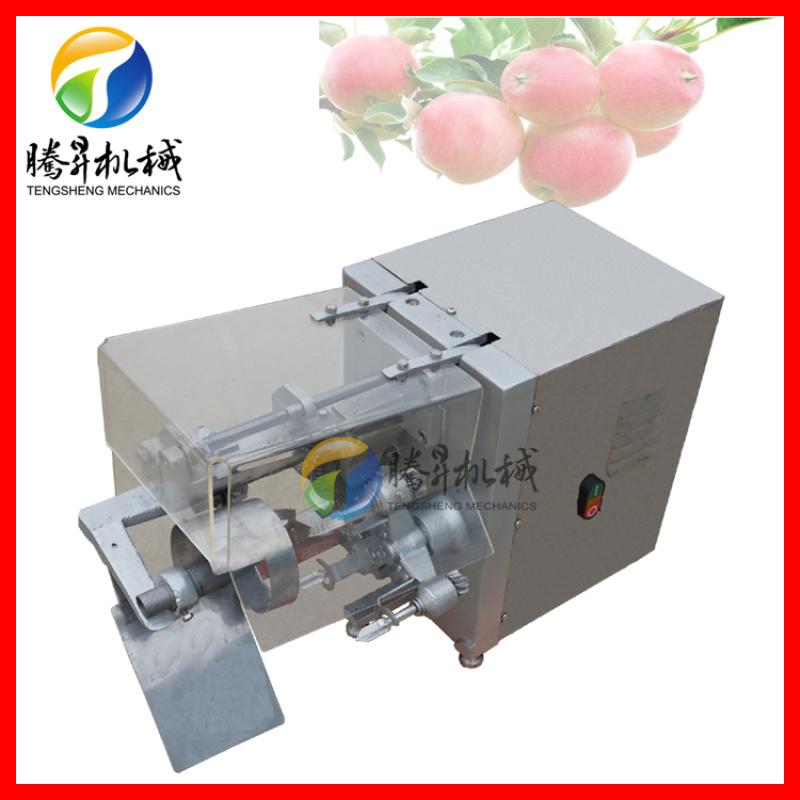 厂家独销自动苹果去皮机 水果去核切瓣多功能 水果削皮机 切果器