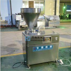 全自动气动定量扭结灌肠机 实验室小型电动灌肠机功能