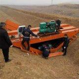 厂家直销现浇水渠成型机 排灌水沟滑膜机