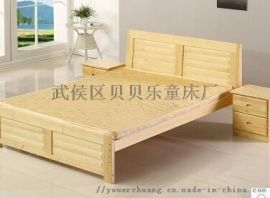四川学生床成都实木高低床厂家