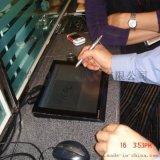 银行柜台电子工单无纸签批10寸电磁液晶签名板书写屏