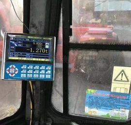 定西装载机电子秤能打印小票定西铲车计量称精科老厂家