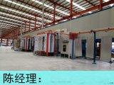 钣金喷粉生产线 自动喷涂设备 高效流水线作业