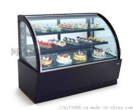 要想蛋糕质量有保障,商用蛋糕柜不可少 蛋糕保鲜柜 蛋糕柜批发