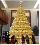 大型圣诞树8米销售大型发光圣诞树