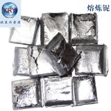 金屬鈮99.9%熔鍊鈮塊高純金屬鈮片鈮塊單質鈮