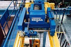 厂家直销 德马格钢丝绳电动葫芦 专业低净空悬挂电动葫芦