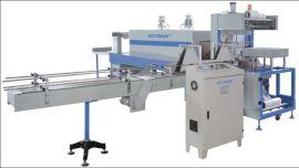 全自动袖口热收缩包装机 pe膜热收缩包装机