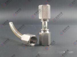 不锈钢PCF内螺纹直通接头 304气管快插接头