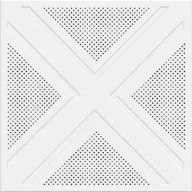 厂家定制铝扣板铝天花板环保吊顶天花规格