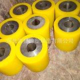 耐磨聚氨酯包膠輥 聚氨酯包膠輪定製 PU包膠輪