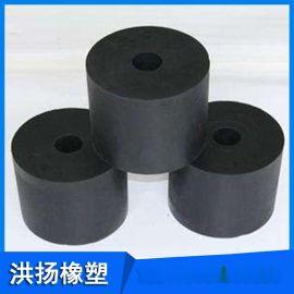 橡膠減震彈簧 空心橡膠減震柱 空心橡膠棒 可定做