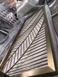供应酒店屏风拉丝不锈钢屏风加工厂家不锈钢异型屏风