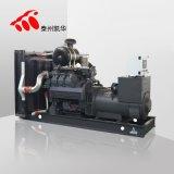 自啓河柴道依茨發電機組低油耗400KW柴油發電機組全銅無刷電機