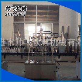 纯净水灌装灌装机械  饮料三合一机械