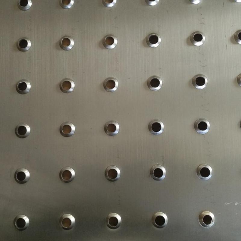 魚眼形防滑板 不鏽鋼防滑板 防滑衝孔網