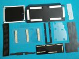 生產直銷絕緣膠片 自粘絕緣墊片 阻燃絕緣膠墊廠家