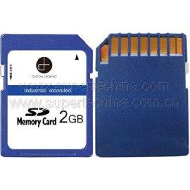 工业级宽温SD卡 (S1A-1501D)