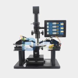 创谱仪器Mini型晶圆测试分析探针台IV测试探针座