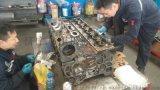 成槽機康明斯QSM11發動機維修現場服務