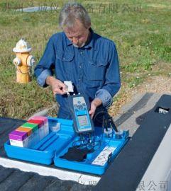 哈希SL1000 便携式水质检测仪测量准备