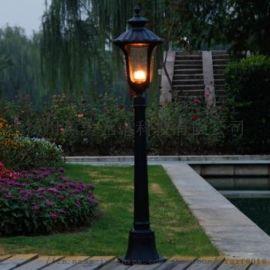 广场路灯家用户外led庭院灯室外别墅乡村灯具3米