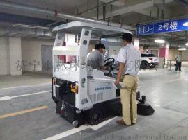 小林牌XLS-1750驾驶式吸扫一体电动扫地车