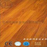 超亮高光面模压倒角复合强化拼花地板木供应厂家