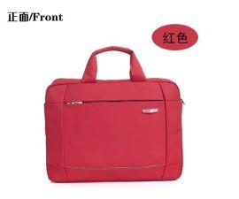 发韩版手提电脑包新款商务休闲背包15寸笔记本包电脑包2016