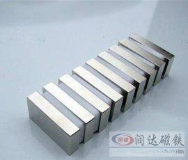 润达磁铁、N35-N52、方块磁铁、钕铁硼镀镍磁铁