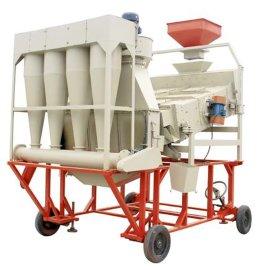 TQLZ型移动式双层清理筛(配除尘系统)