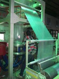 高低压再生料吹膜机