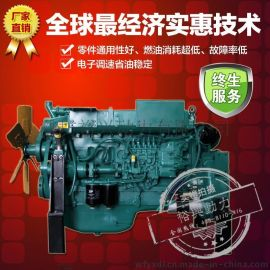 YX9768D潍坊柴油发动机 潍柴水冷六缸柴油发电机组 裕兴厂家直销