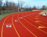 塑胶篮球场与塑胶跑道施工合理化建议,