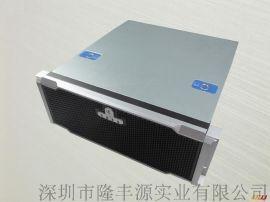 4U上架式标准工控服务器机箱WG4504