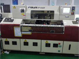 富士二手贴片机CP842E/ME欧洲进口高速海外SMT贴片机CP742/743